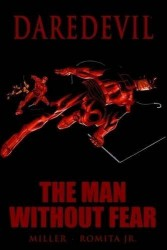 Marvel - Daredevil The Man Without Fear TPB
