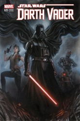 Marvel - Star Wars Darth Vader (2015) # 25 Cover D