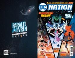 DC - DC Nation # 0 Paralel Evren Retailer Variant