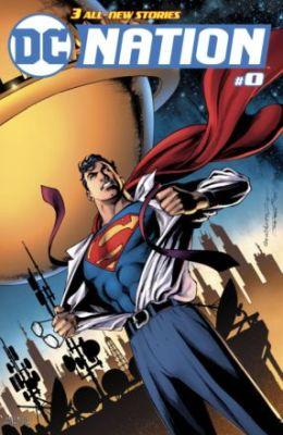 DC Nation # 0 1:100 Superman Variant