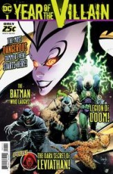 DC - Dc Year Of The Villain # 1