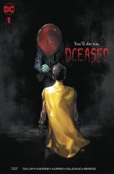 DC - Dceased # 1 Horror Variant