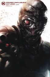 DC - Dceased Unkillables # 3 Mattina Variant