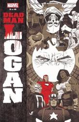 Marvel - Dead Man Logan # 3