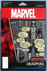 Marvel - Deadpool #13 Action Figure Variant