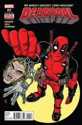 Marvel - Deadpool # 11