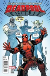 Marvel - Deadpool # 13 Lim Variant