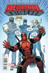Marvel - Deadpool # 13 Lim Variant