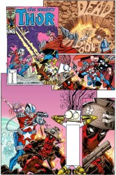Marvel - Deadpool # 14 Secret Comic Variant