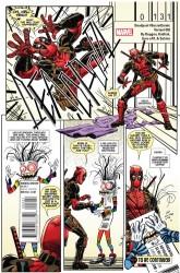 Marvel - Deadpool # 2 Secret Comic Variant