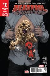 Marvel - Deadpool # 21