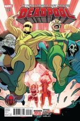 Marvel - Deadpool # 23