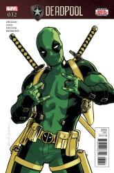 Marvel - Deadpool # 32
