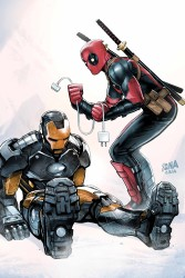 Marvel - Deadpool #32 AXIS