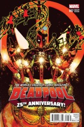 Marvel - Deadpool # 7 Variant