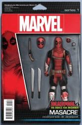 Marvel - Deadpool & The Mercs For Money (2. Seri) # 1 Christopher Action Figure Variant