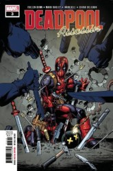 - Deadpool Assassin # 3