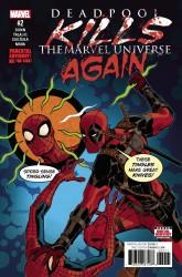 Marvel - Deadpool Kills Marvel Universe Again # 2