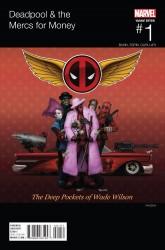 Marvel - Deadpool & The Mercs For Money # 1 Rahzzah Hip Hop Variant