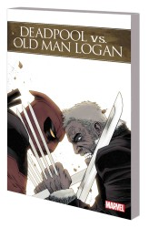 Marvel - Deadpool vs Old Man Logan TPB