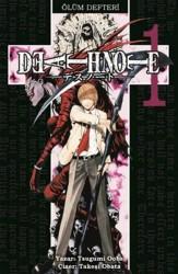 Akılçelen - Death Note - Ölüm Defteri Cilt 1