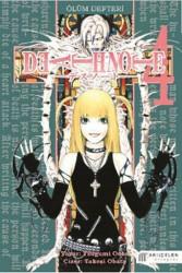 Akılçelen - Death Note - Ölüm Defteri Cilt 4