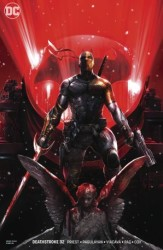 DC - Deathstroke # 30 Deathstroke vs Batman Mattina Variant