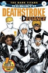 DC - Deathstroke # 21