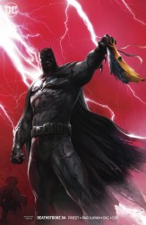 DC - Deathstroke # 34 Deathstroke vs Batman Mattina