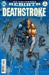DC - Deathstroke #5 Variant