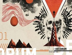 Image - Decorum # 1 Huddleston B Cover