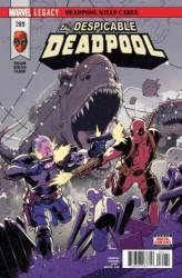 Marvel - Despicable Deadpool # 289