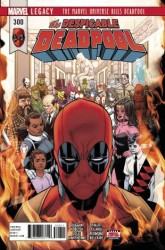 Marvel - Despicable Deadpool # 300