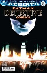 DC - Detective Comics # 943 Variant