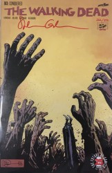 Image - DF The Walking Dead #163 Stefano Gaudiano İmzalı Sertifikalı