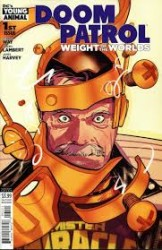 DC - Doom Patrol Weight Of The Worlds # 1 Variant