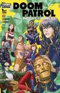 DC - Doom Patrol Weight Of The Worlds # 1