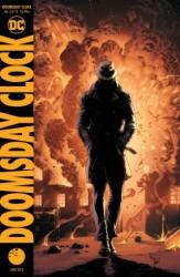 DC - Doomsday Clock # 4 Variant