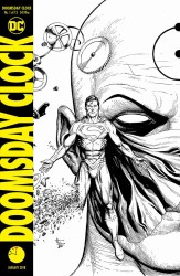 DC - Doomsday Clock # 1 11:57 PM Release Variant