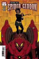 Marvel - Edge Of Spider-Geddon # 2
