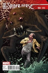 Marvel - Edge of Spider-Verse # 4 1:25 Land Variant