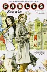 Vertigo - Fables Vol 19 Snow White TPB