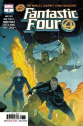 Marvel - Fantastic Four # 1