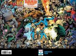 Marvel - Fantastic Four # 2 Adams Wraparound Variant