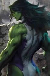 Marvel - Fantastic Four Wedding Special Artgerm Variant