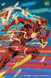 DC - Flash # 53 Meyers Variant