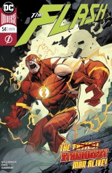 DC - Flash # 54
