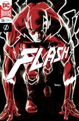 DC - Flash # 56 Foil