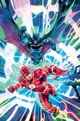 Flash #21 (The Button) Howard Porter Variant