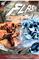 Arkabahçe - Flash (Yeni 52) Cilt 6 Zaman Kayması